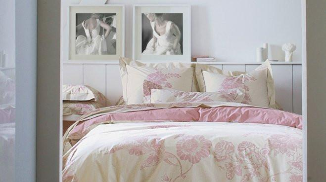 chambre taupe et lin