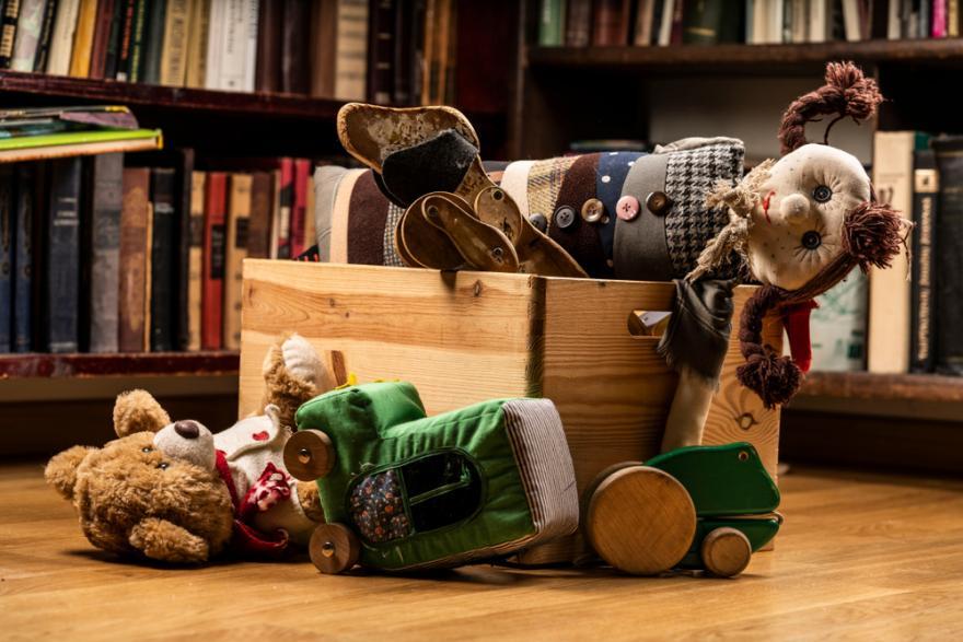 des coffres a jouets pour vos enfants
