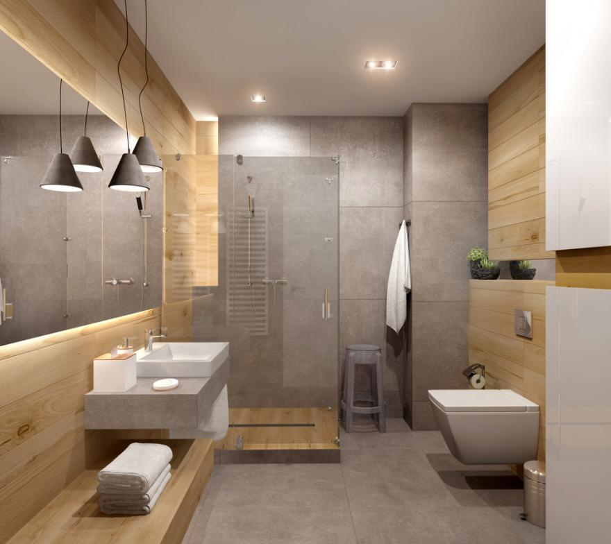 eclairage de salle de bains les 7