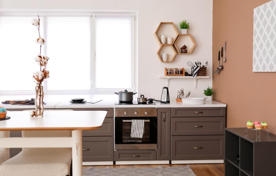 pour repeindre ses meubles de cuisine
