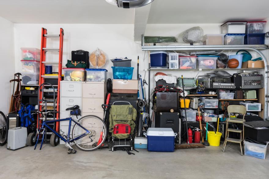 comment desencombrer son garage m6