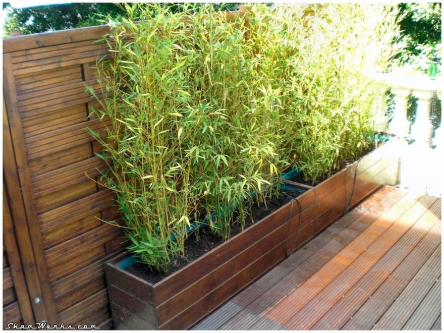 Un Brise Vue Pour Mon Balcon Des Modeles En Bois Et Bambou Pour S Inspirer M6 Deco Fr