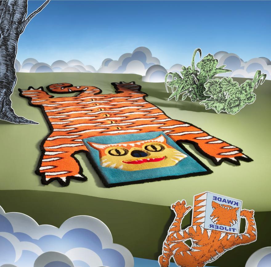 jolis tapis pour les petits