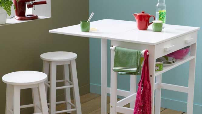 10 tables pour les petits espaces