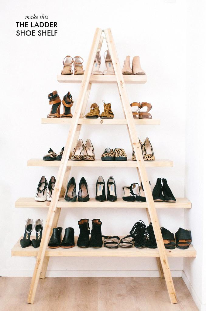 des meubles a chaussures diy