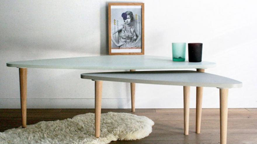 tables gigognes dans mon salon