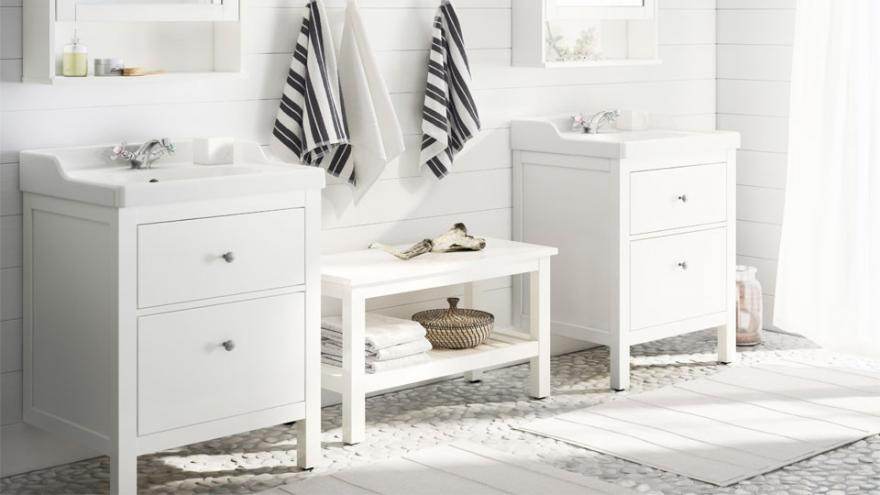 Decouvrez La Nouvelle Collection De Salles De Bains Ikea Diaporama Photo