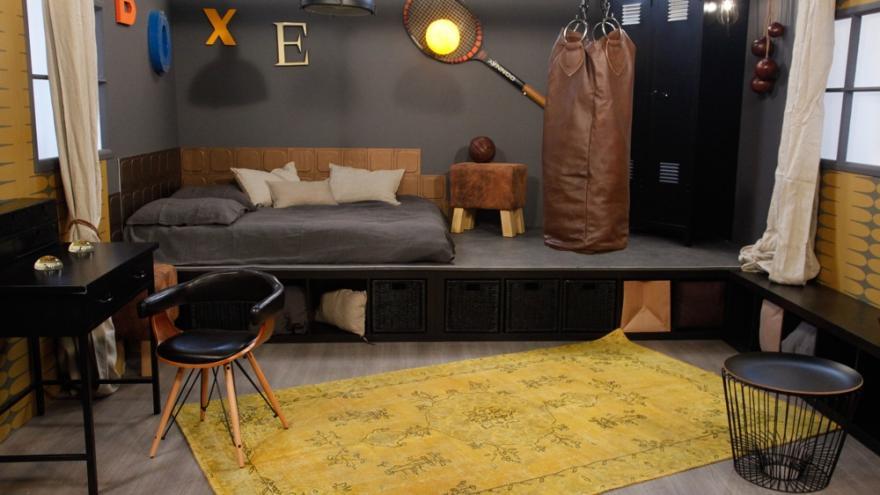 le style vintage dans les decors teva