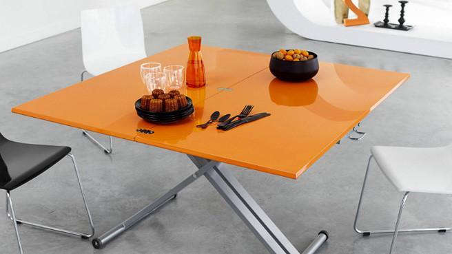 meuble gain de place les tables