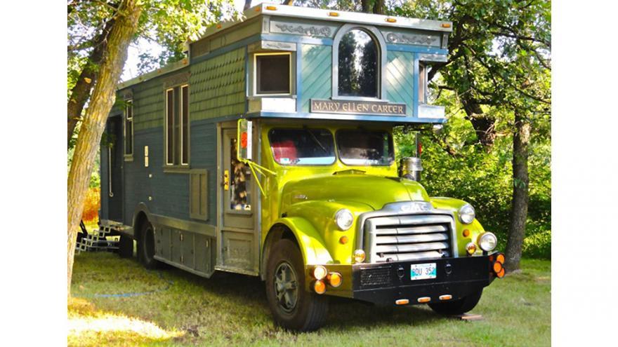 30 Tiny Houses Mobiles Pour Partir En Vacances Diaporama