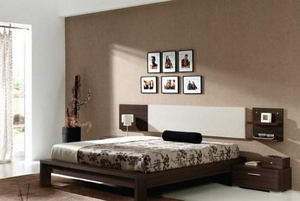 Agranda el espacio en dormitorios pequeos  DecoActualcom