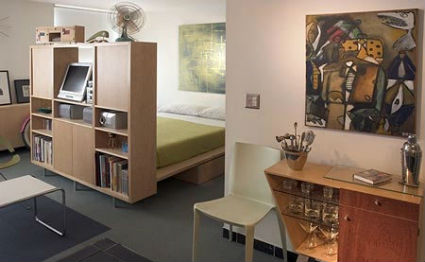 Cmo dividir espacios en apartamentos pequeos