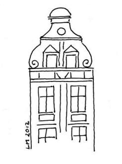 dessin pignon Arras