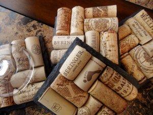dessous verre vin Avant-j-etais-riche