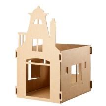 Cute Cottage maison carton KEK-Amsterdam
