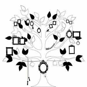 Papier peint My tree Mr Perswall