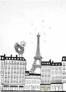 torchon Paris La-cocotte-and-co