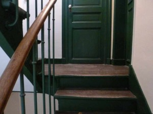 escalier-vert-xixe