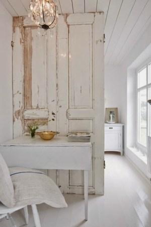 cloison portes anciennes AtelierRueVerte