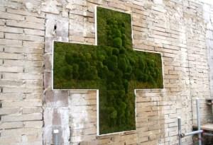 croix mousse Street-culture