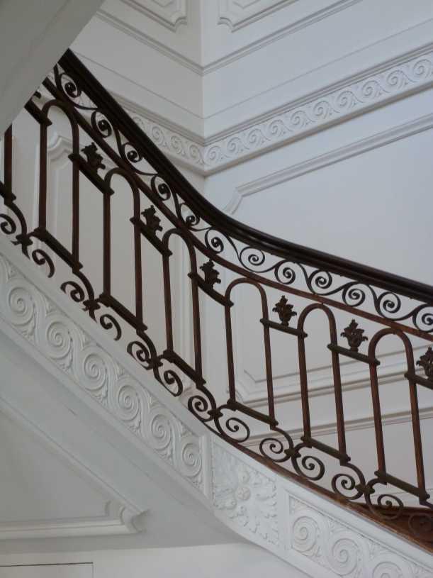 Beaux-Arts Cambrai escalier 2015