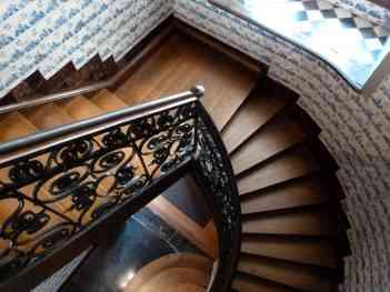 Hospice Comtesse Lille escalier 2015