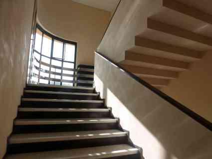 Villa Cavrois Croix escalier 2013