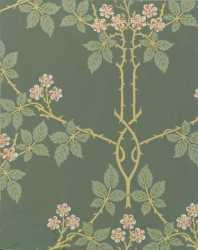 brooklyn-museum-wallpaper-sample-book-1-william-morris-and-company-page025-wallpaper-blackberry-pattern1915-17