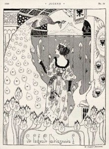 From the Jugend magazine (1903)