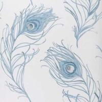 Papier-peint-des-annees-70_Serapis_plumes_paon-decoatouslesetages