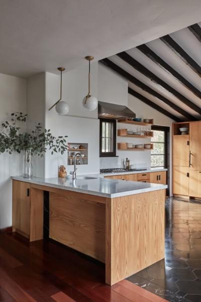 Un Meuble D Angle Pour La Cuisine Home Challenge Janvier 2018