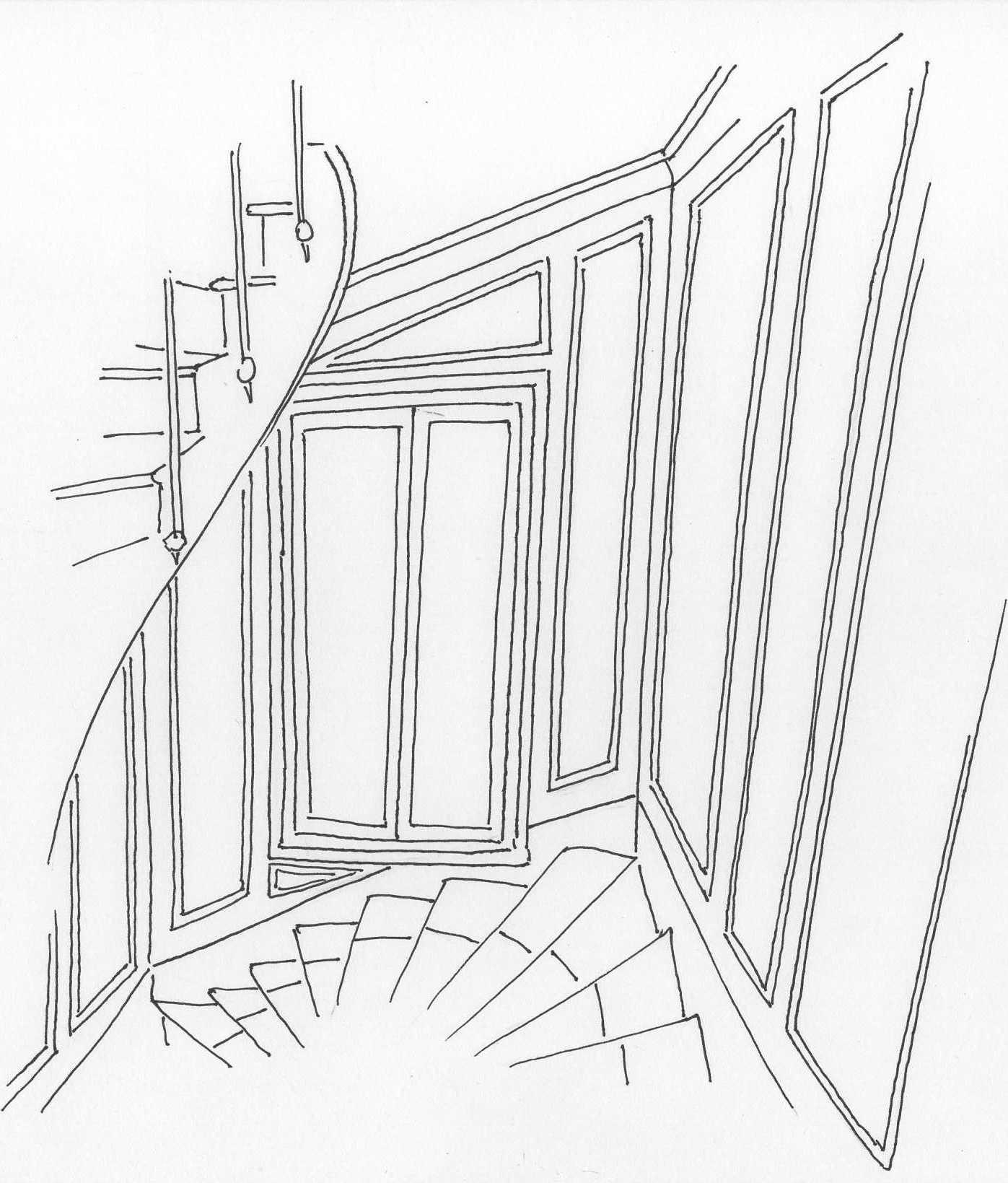 Deco A Tous Les Etages art nouveau à tous les étages : les escaliers