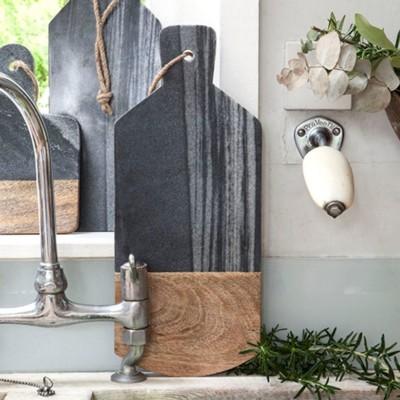 planche-a-decouper-rect--marbre-et-manguier-dassie-artisan-gris