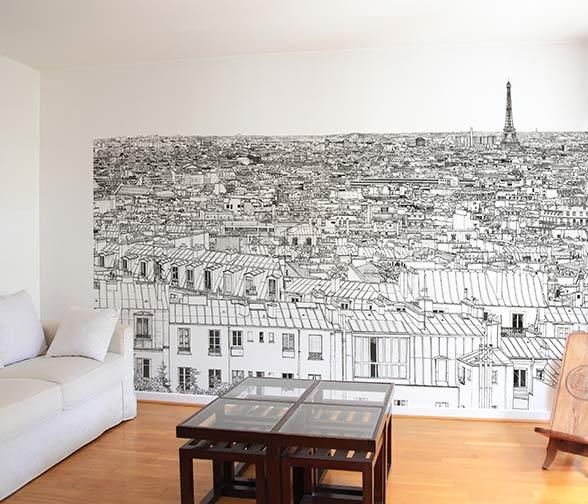 Oh-My-Wall-papier-peint-Vue-de-Paris-Invalides-Tour-Eiffel-Thomas-Lable-alias-Materz-Panoramique