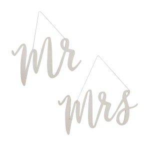 BB  Wooden Mr Mrs Chair Signs Cut Out scaled