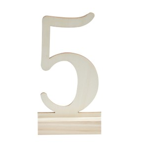 BB  Wooden Table Numbers Cut Out scaled
