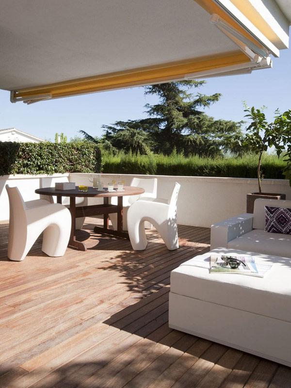 Visite déco | Un appartement moderne à Barcelone | www.decocrush.fr - @decocrush