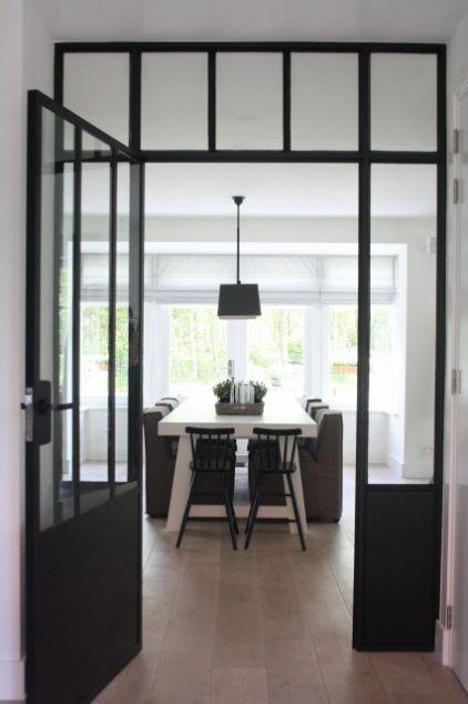 Une maison moderne aux touches vintage - Decocrush
