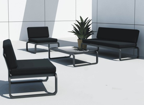 jardin d couvrez la collection outdoor d 39 achatdesign. Black Bedroom Furniture Sets. Home Design Ideas