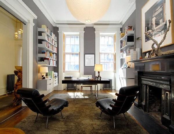 L'appartement New-Yorkais de Julianne Moore | www.decocrush.fr
