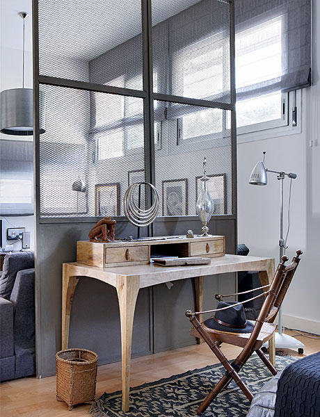 12 id es d co insolites pour un petit bureau chez soi for Bureau de maison design