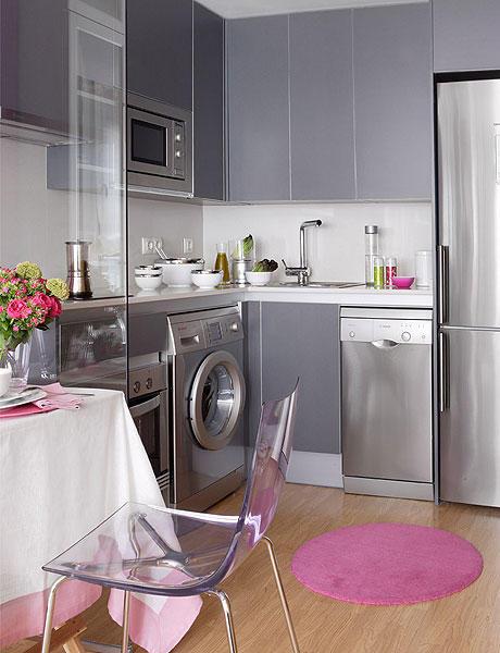 focus am nager un studio gr ce au color zoning decocrush. Black Bedroom Furniture Sets. Home Design Ideas