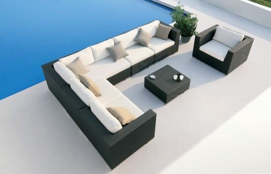 Un salon de jardin lounge pour cet été ! - Decocrush | Décorez avec ...