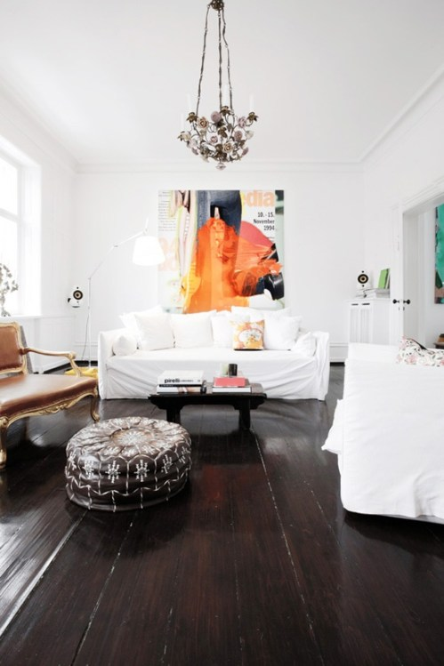Astuces déco : housses de canapé pour style scandinave cozy... | www.decocrush.fr