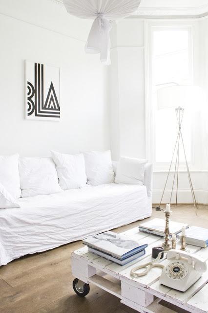 astuces d co housses de canap pour style scandinave cozy decocrush. Black Bedroom Furniture Sets. Home Design Ideas