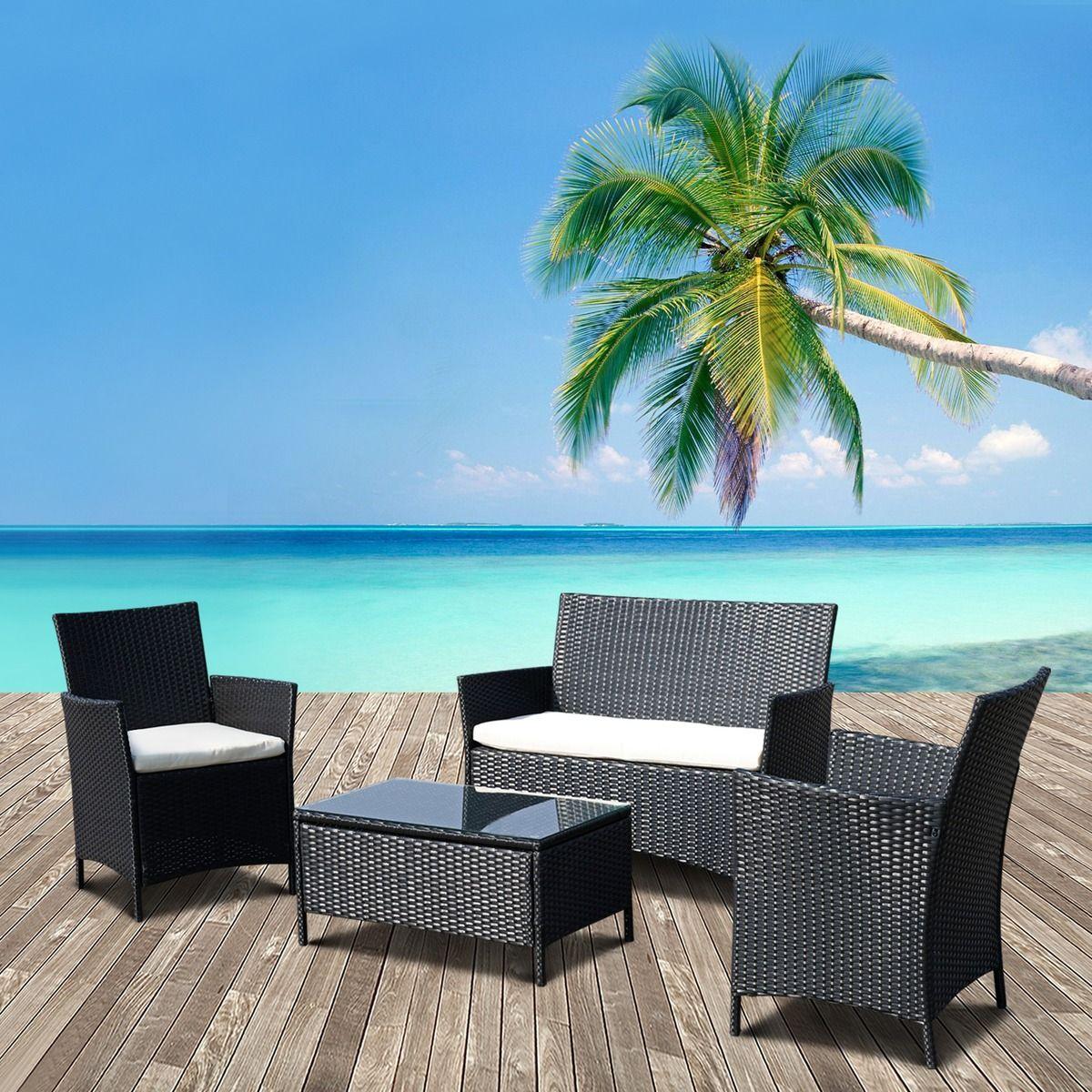 petits budgets un salon de jardin complet moins de 200 decocrush. Black Bedroom Furniture Sets. Home Design Ideas