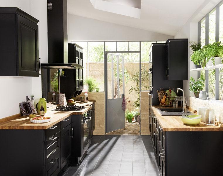 { Today I ♥ } Les cuisines rustiques chic !