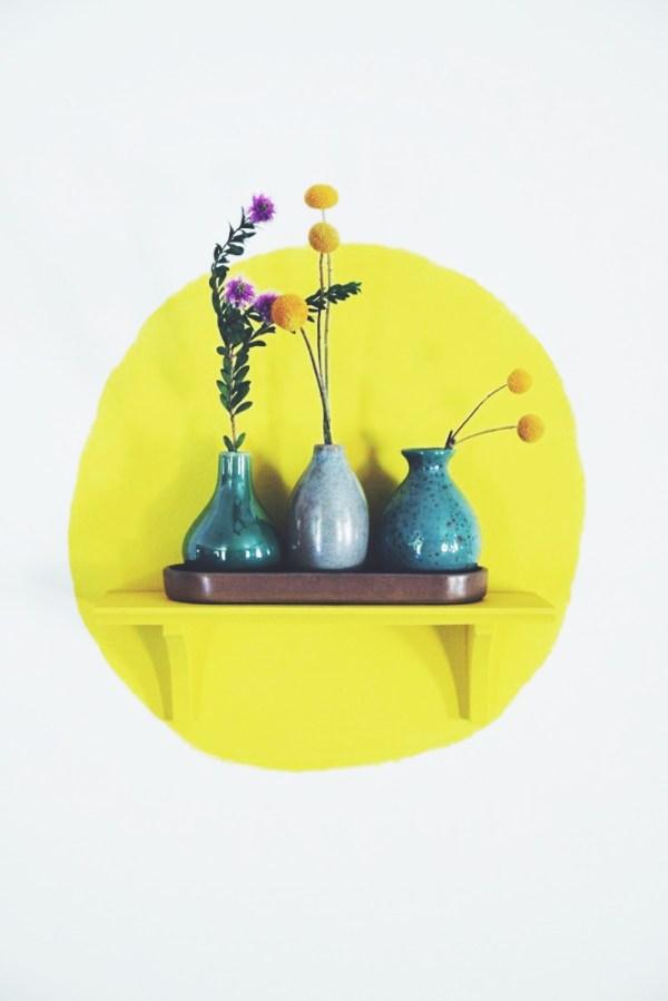 DIY | Une façon originale de peindre ses murs ! www.decocrush.fr