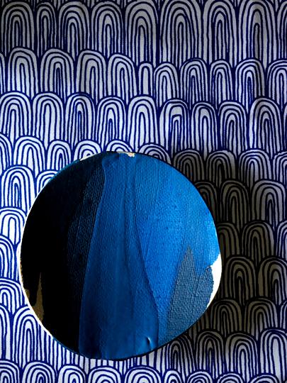 { Today I ♥  } Indigo...la couleur de l'été ! // www.decocrush.fr