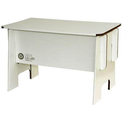 { Today I ♥ } Les bureaux d'enfants en carton design et pas cher ! green lullaby chez smallable | www.decocrush.fr